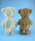 Brinquedo Animated do urso do luxuoso na cor dois