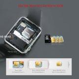 Relógio esperto novo de Bluetooth para a câmera Android do cartão de Samsung HTC SIM do telefone
