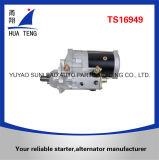 Dispositivo d'avviamento di Denso per il trattore a cingoli con 24V 5.5kw Lester 17616