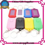 Porte-clés à LED avec fonction de charge solaire