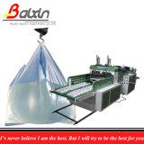 La plastica automatica piena trasporta il sacchetto che rende a macchina 4 righe 2 righe 1 righe