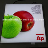 China Wholesale Picture Frames für Advertizing Billboard mit Light Box