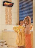 Calefator infravermelho direcional do calefator radiante do banheiro