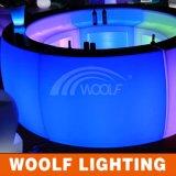熱い販売LEDの円卓会議/棒カウンター