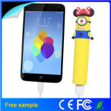Portable Cartoon Minion 2600mAh Mobile Power Bank