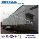 De hete Semi Aanhangwagen van de Vrachtwagen van het Vervoer van de Lading van het Pakhuis van het Nut van de Verkoop 70t
