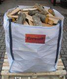 1.0 Tonne geprüfter riesiger Beutel für Brennholz