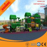 Plastic Speelkamer van de Jonge geitjes van het Kasteel van het Spel van Xiujiang de Commerciële Openlucht