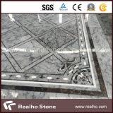 중국어는 채석장 백색 회색 대리석 벽 클래딩 또는 석판 또는 지면 도와를 소유한다