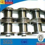 Doppia catena del rullo della trasmissione del passo