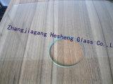 6mm freies ausgeglichenes Glas mit Loch