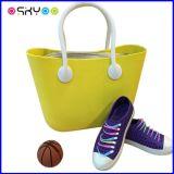 Adapter le sac à provisions aux besoins du client d'emballage d'Obag de sac à main d'EVA de cadeaux de promotion de logo