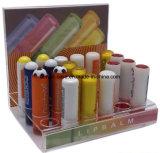 Présentoir acrylique de rouge à lèvres (HY-YX0040)