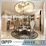 Het natuurlijke Marmeren Medaillon/het Patroon/het Mozaïek van de Straal van het Water van de Steen van de Tegel voor de Zaal van het Hotel/BinnenDecoratie