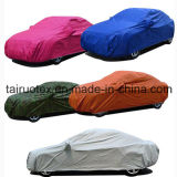 100%年のPolyesterの印刷されたLogo Car Cover Taffeta Fabric