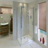 Плоское Toughened стекло для комнаты ливня с американским стандартом
