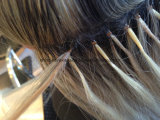Оптовое дешевое двойное нарисованное выдвижение человеческих волос