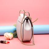 Al8978. BEUTEL-Schulter-Beutel-Handtaschen-Dame-Beutel-Entwerfer-Handtaschen-Form-Handtaschen-China-Großverkauf der Frau-Leather Handbag Oblique Cross Ketten