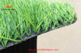 Césped sintetizado certificado SGS de la hierba para los campos de fútbol y el estadio