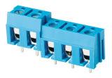 O tipo conetor do protetor do fio do bloco terminal 7.5/45.0 do passo milímetros de Ce do UL certificou (WJ375)