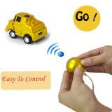 عيد ميلاد المسيح هبات بلاستيكيّة لعبة كرة مع صغيرة [رك] سيارة
