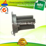 Disipador de calor de aluminio LED Radiador con ventaja Cooperación Nacional