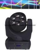 1개의 Osram LED 꿀벌 눈 디스코 빛에 있는 6PCS 15W RGBW