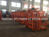 Hot Sale Prix bas Qtj4-26 bloc de béton machine