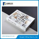 Impressão do livro de papel de emperramento perfeito