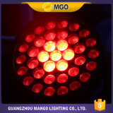Der Robin-600 bewegliches Hauptlicht Stadiums-Beleuchtung-37*10W LED