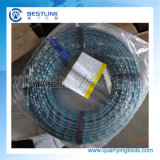 Sawing Diamond Wire für Granite und Marble Quarrying