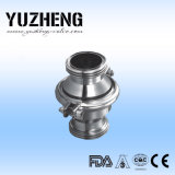 Yuzheng Sanitary Check Valve Manufacturer em China