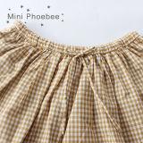 Meninas do desgaste dos miúdos do vestuário das crianças de Phoebee que vestem a saia para o verão