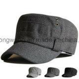Kundenspezifische Qualität Sports Hut, Baseball-Armee-Schutzkappe