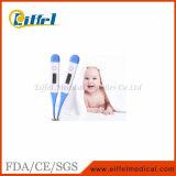 Termômetro de Digitas eletrônico médico do bebê da cor
