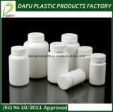 Бутылка пластмассы капсулы HDPE фармацевтическая