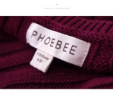 Phoebee Wholesale Kids Clothing Girls Sweaters для Spring/Autumn