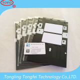 Tarjeta de visita flexible imprimible del PVC del plástico del chorro de tinta