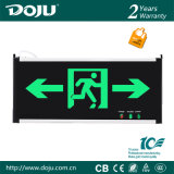 Luz Emergency ignífuga del material LED Pantented del producto recargable de DJ-01c4 con CB