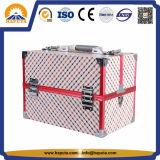 최신 판매 알루미늄 화장품 메이크업 조직자 예 (HB-1009)