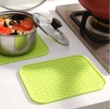 De Vierkante Lijst Placemat van het Silicone van de Toebehoren van de keuken