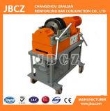 Máquina de rosca cônica com a Orange Couler para vergalhões de 16mm a 40mm,