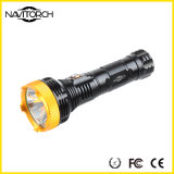 パトロール(NK-2664)のためのOsram LED 26650電池の長期間の時間アルミニウム懐中電燈