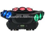 9*10W neuf lumière principale mobile de faisceau d'araignée des têtes LED