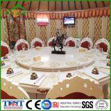 Tente mongole de Yurt de belle preuve de l'eau