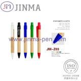 Los regalos de la promoción del papel de la pluma del Medio Ambiente Jm-Z03