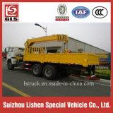 10-15 Tonnen Crane Truck Sinotruk HOWO 6X4 Mounted Crane für Sale