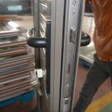 Porte en aluminium de tissu pour rideaux de profil de l'interruption Kz271 thermique, porte de tissu pour rideaux d'obturateur