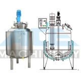 1200 litros de carbonato sanitario beben el vaso de mezcla de mezcla Heated del tanque (ACE-JBG-U2)
