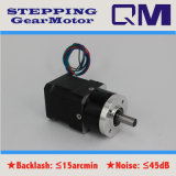 1:5 de Motor Ratio da engrenagem com NEMA17 L=40mm Stepper Motor